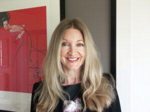 author Beverley Harvey