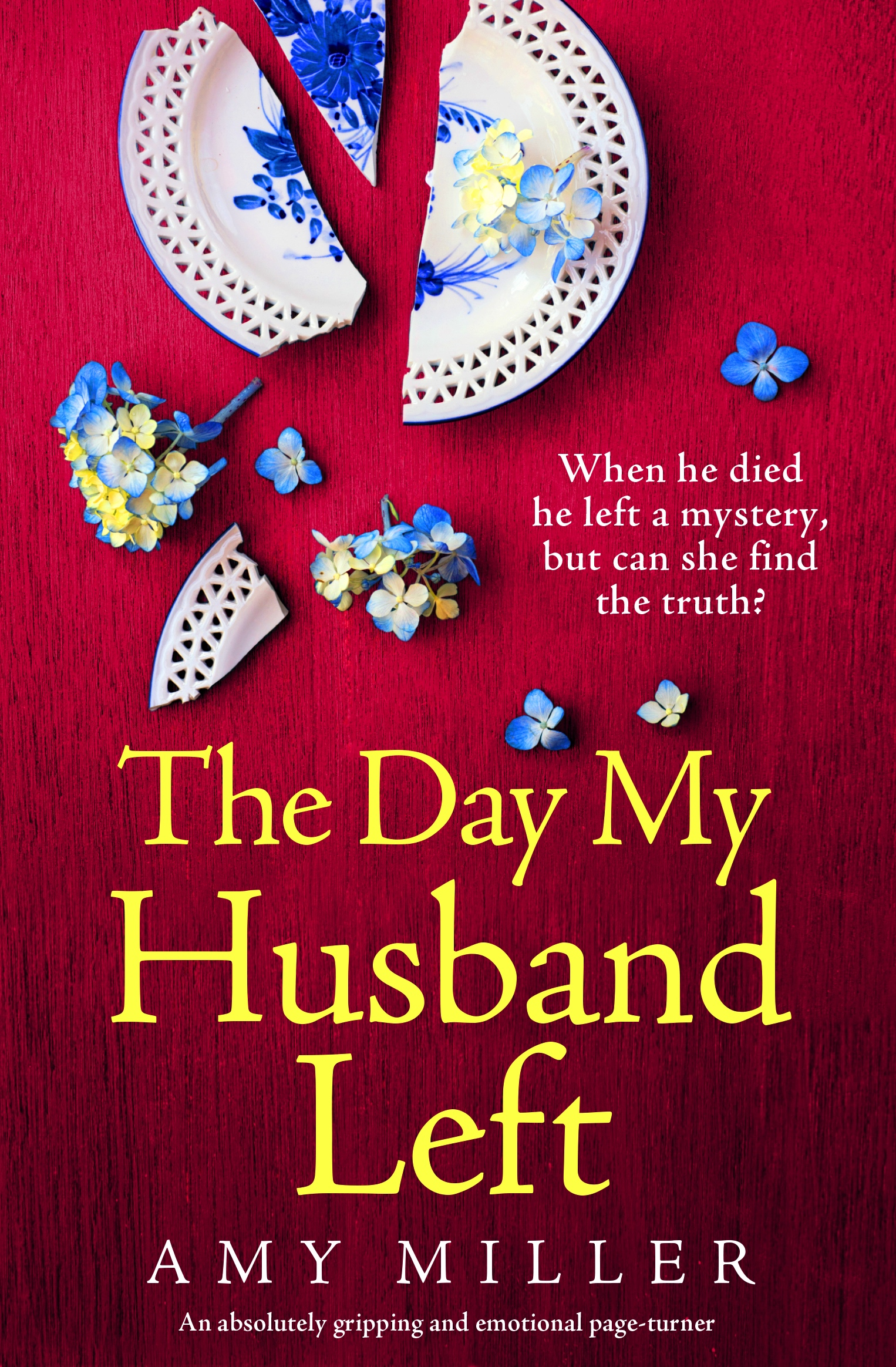 The Day My Husband Left book cover