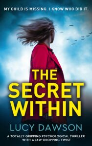 The Secret Within book cover