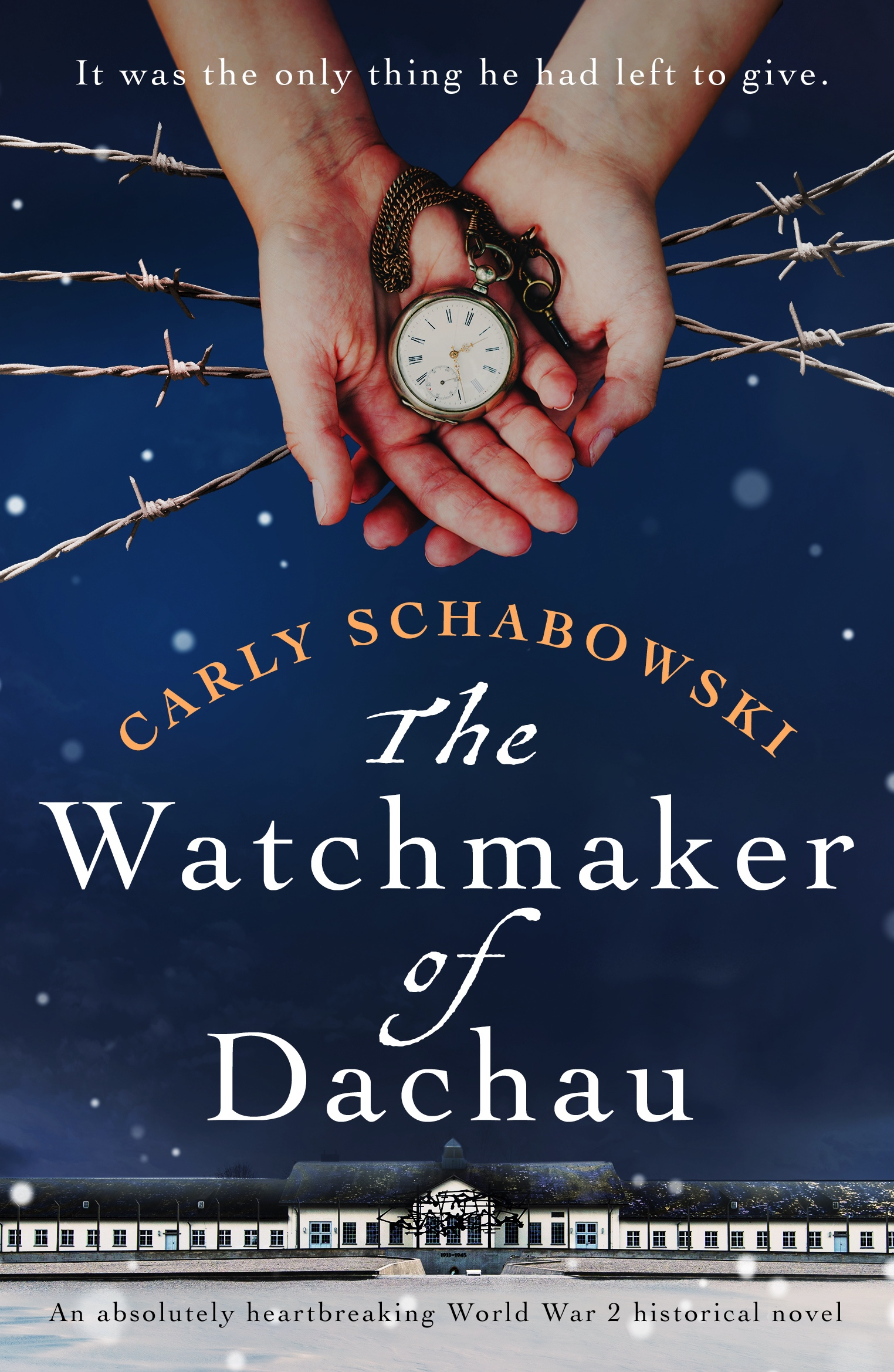The Watchmaker of Dachau book cover