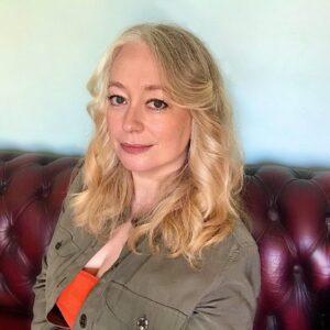 author Barbara Copperthwaite