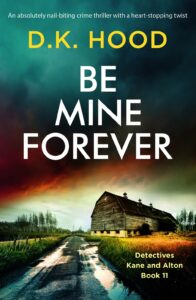 Be Mine Forever book cover