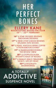 Her Perfect Bones blog tour banner
