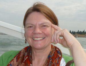 author Kate Eastham