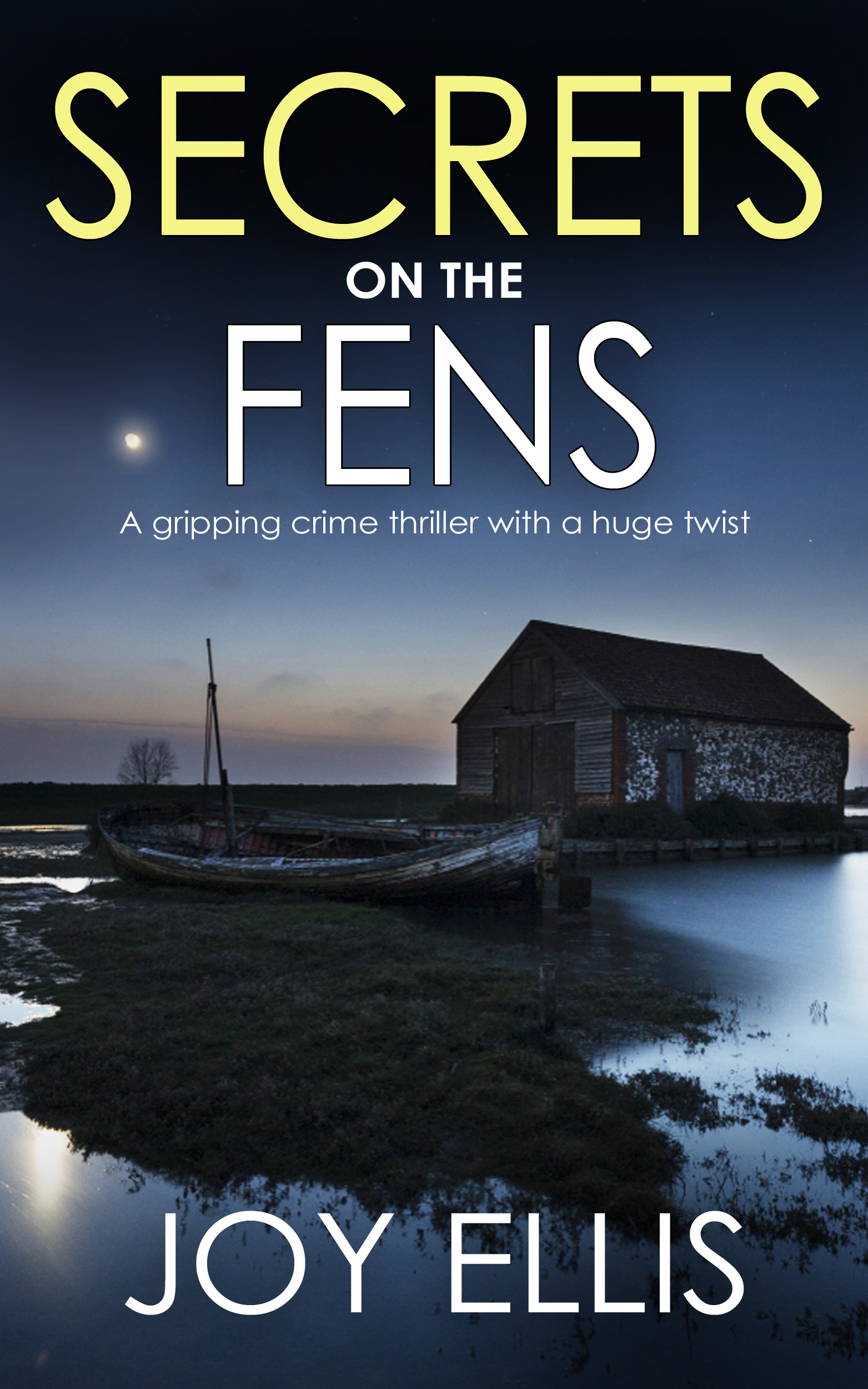 Secrets on the Fens book cover