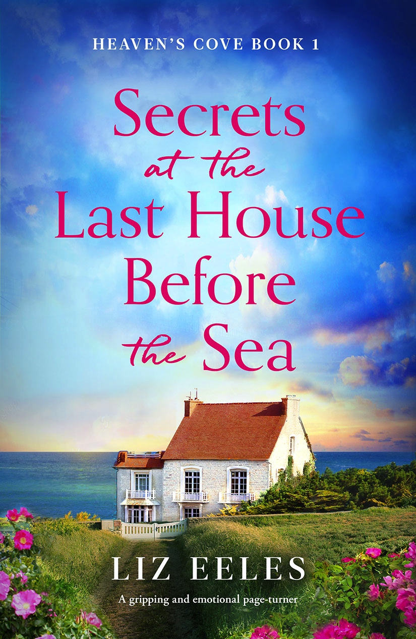 Secrets at the Last House Before the Sea book cover
