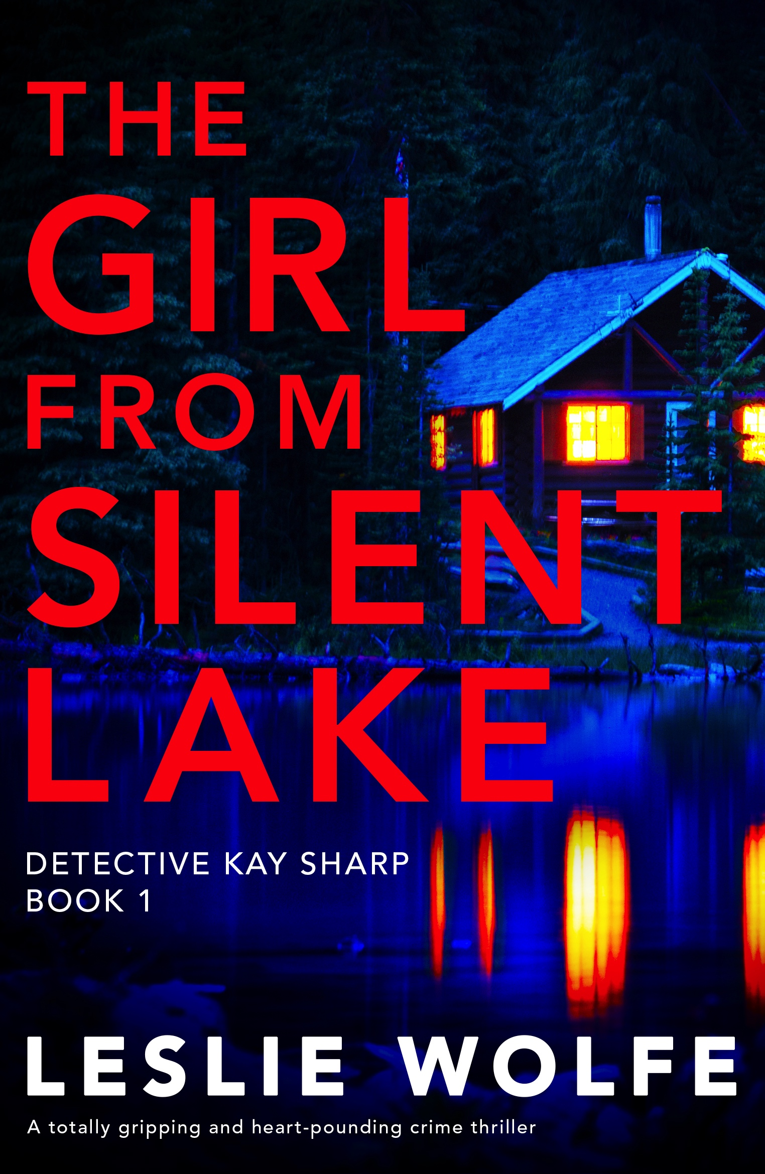The Girl From Silent Lake book cover