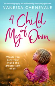 A Child Of My Own book cover