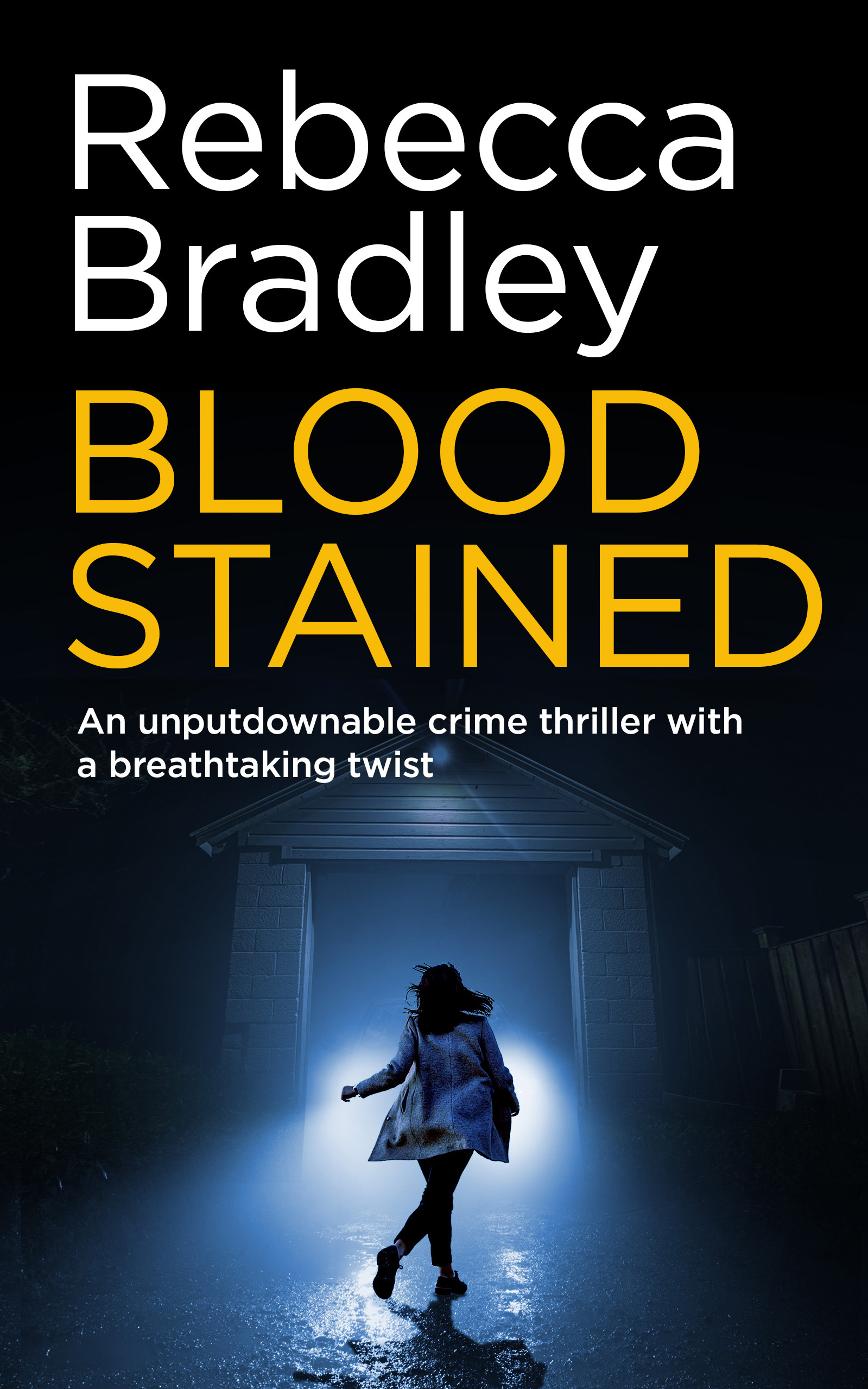 Blood Stained book cover