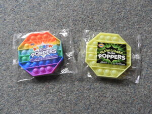 Push Poppers