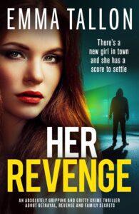Her Revenge book cover