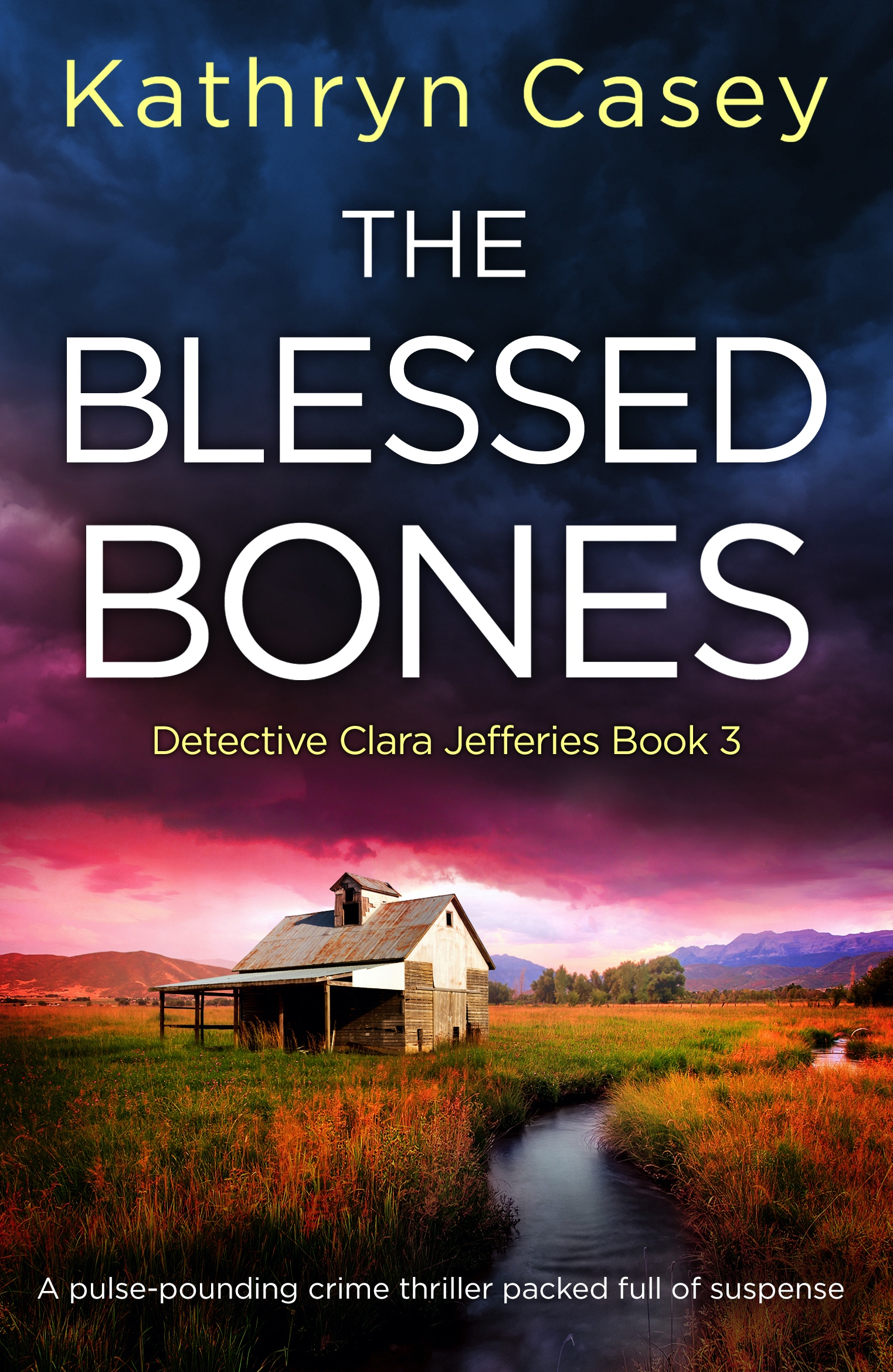 The Blessed Bones book cover