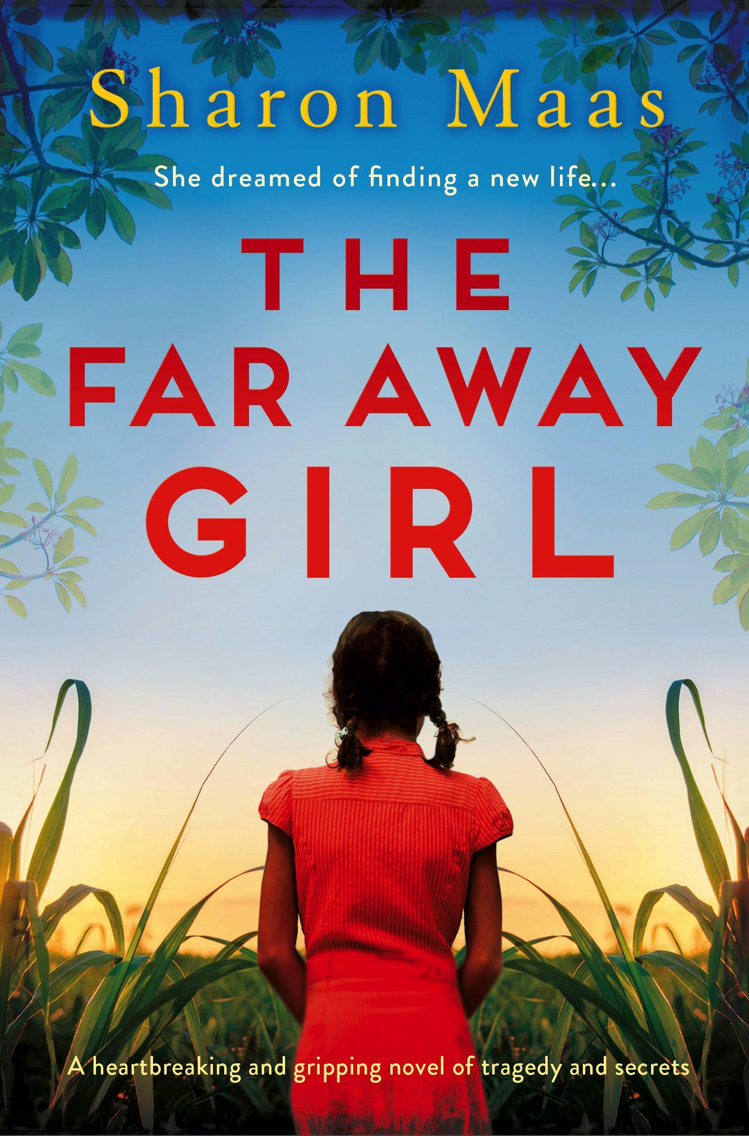 The Far Away Girl book cover