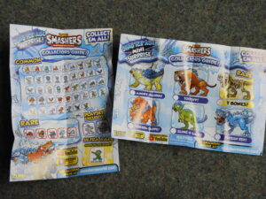 Zuru Smashers Dino collector guide