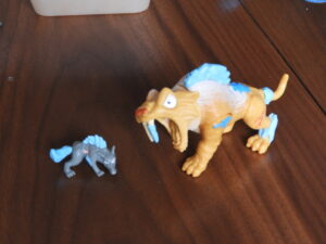 Zuru Smashers Dino main toy assembled