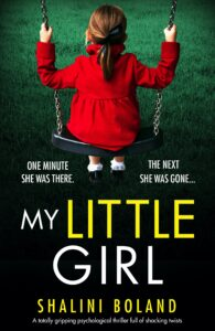 My Little Girl book cover