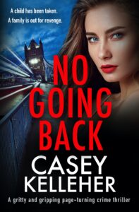 No Going Back book cover