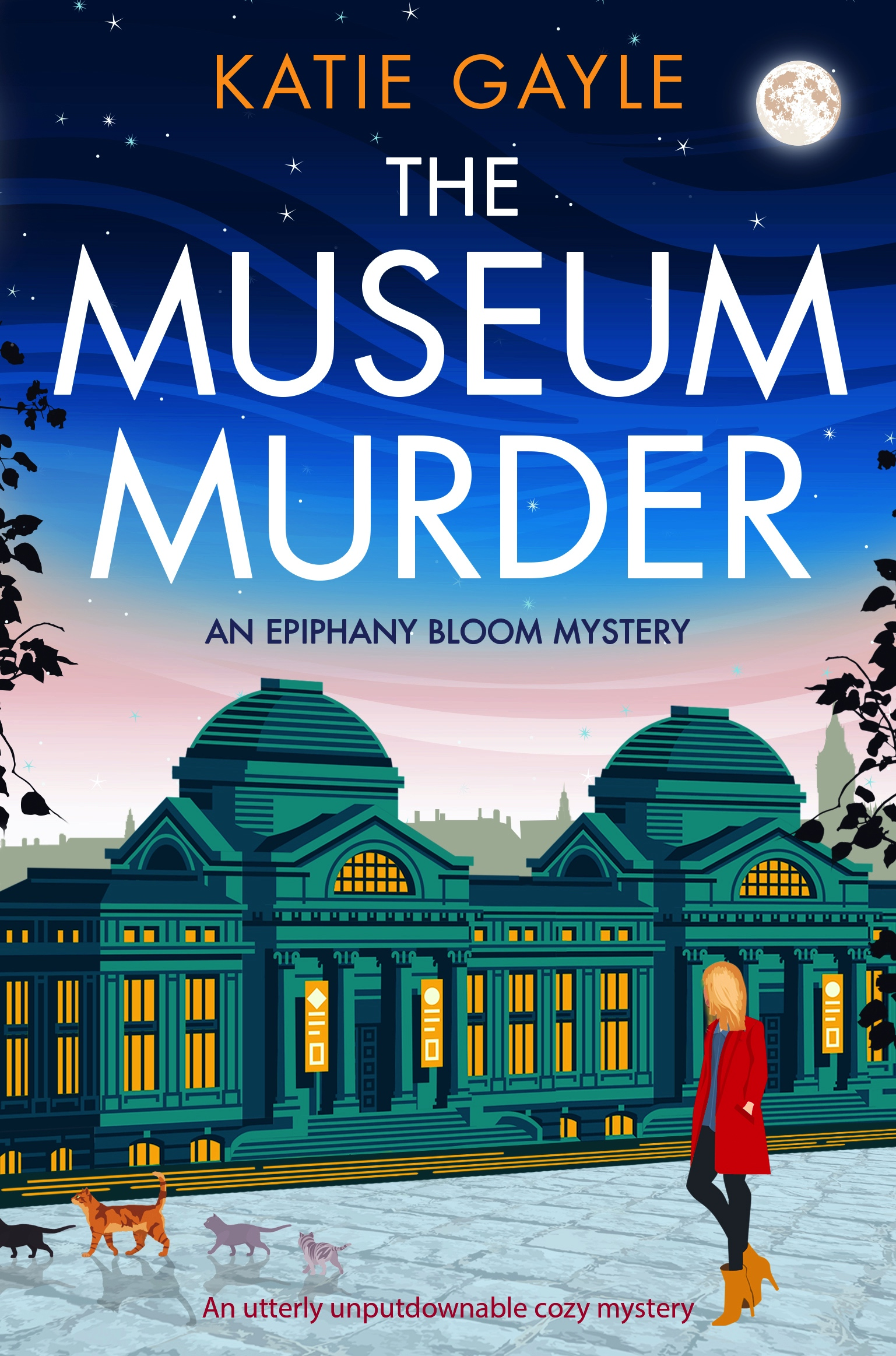 The Museum Murder book cover
