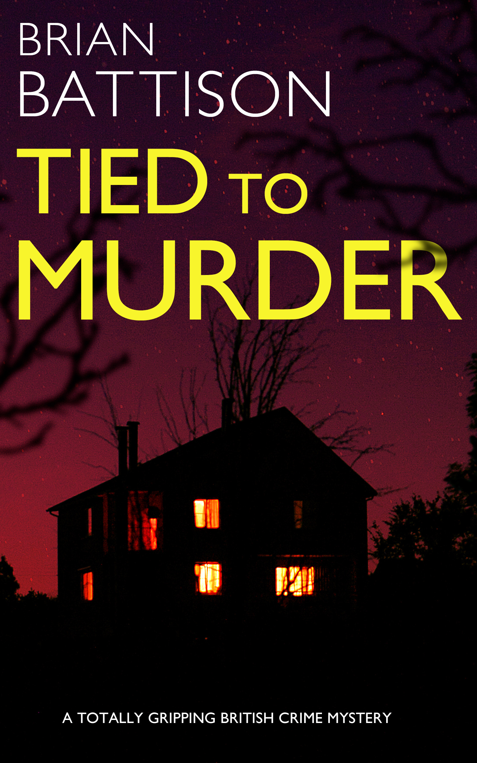 Tied To Murder book cover