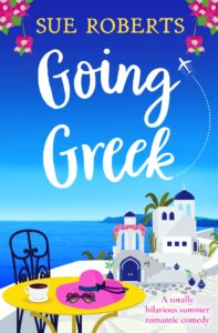 Going Greek book cover
