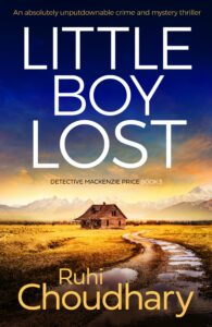 Little Boy Lost book cover