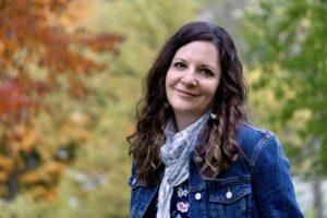 author Melissa Wiesner