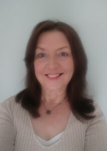 author Sue Roberts