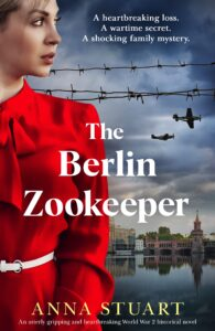The Berlin Zookeeper book cover