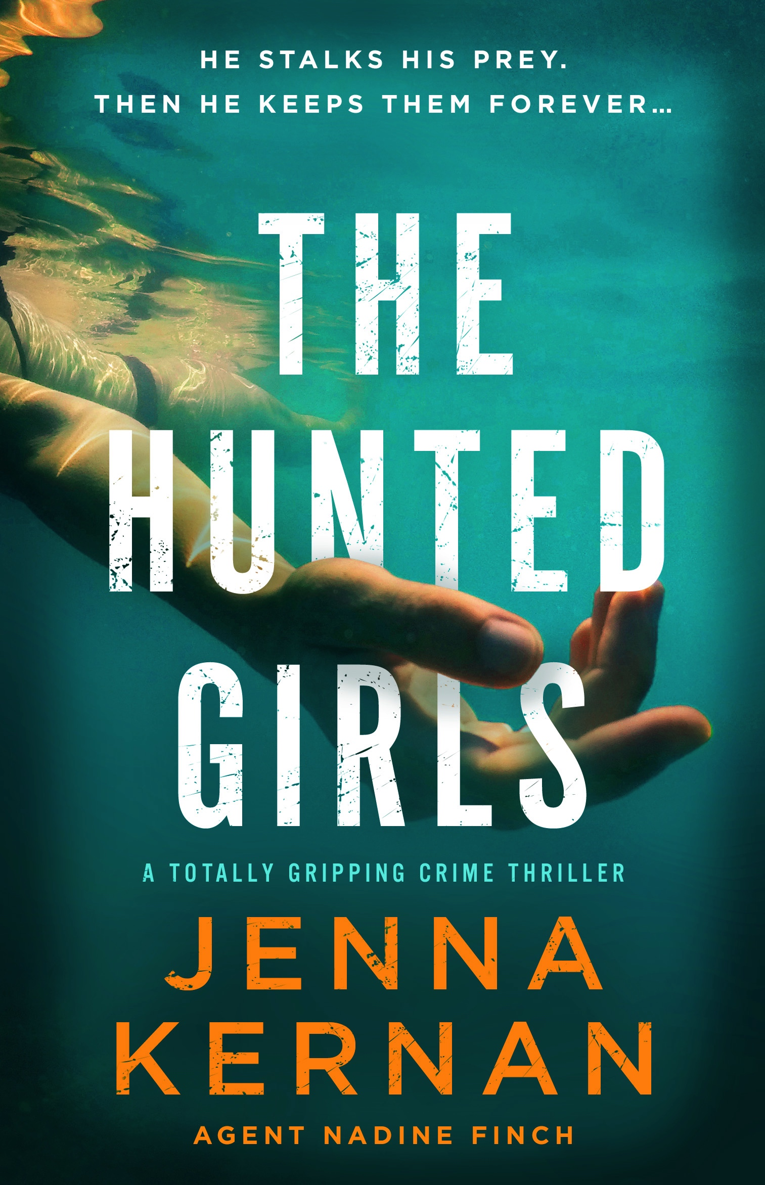 The Hunted Girls book cover