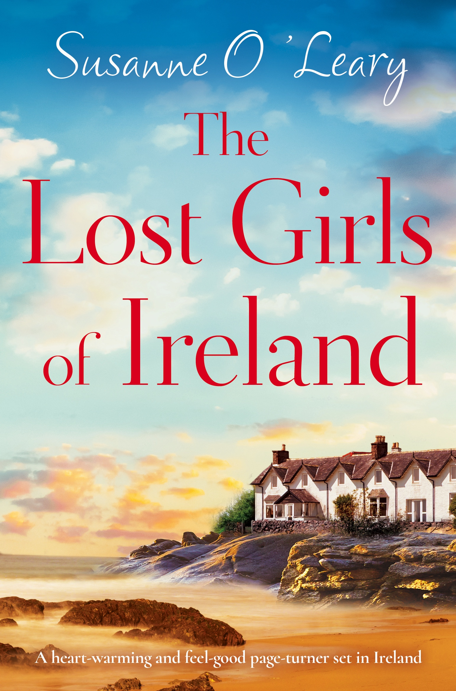 The Lost Girls of Ireland book cover