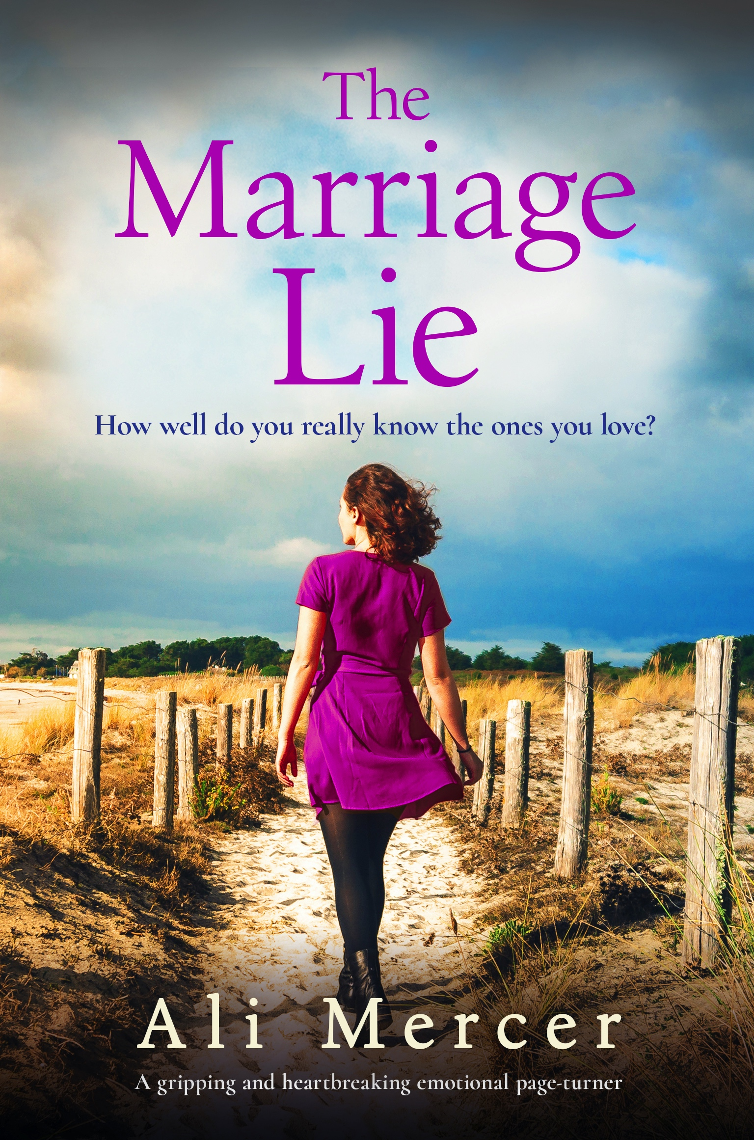The Marriage Lie book cover