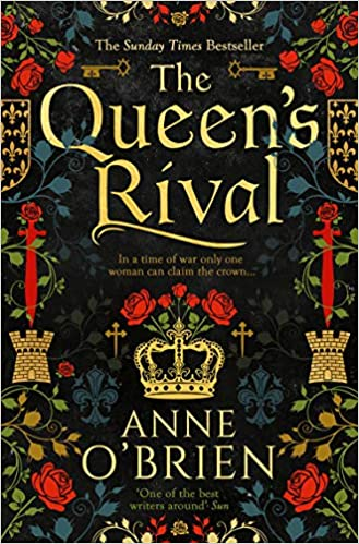 The Queen's Rival book cover