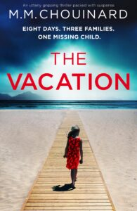 The Vacation book cover