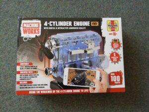 Machine Works Haynes 4 Cylinder Engine box