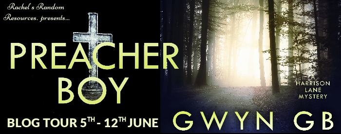 Preacher Boy big blog tour