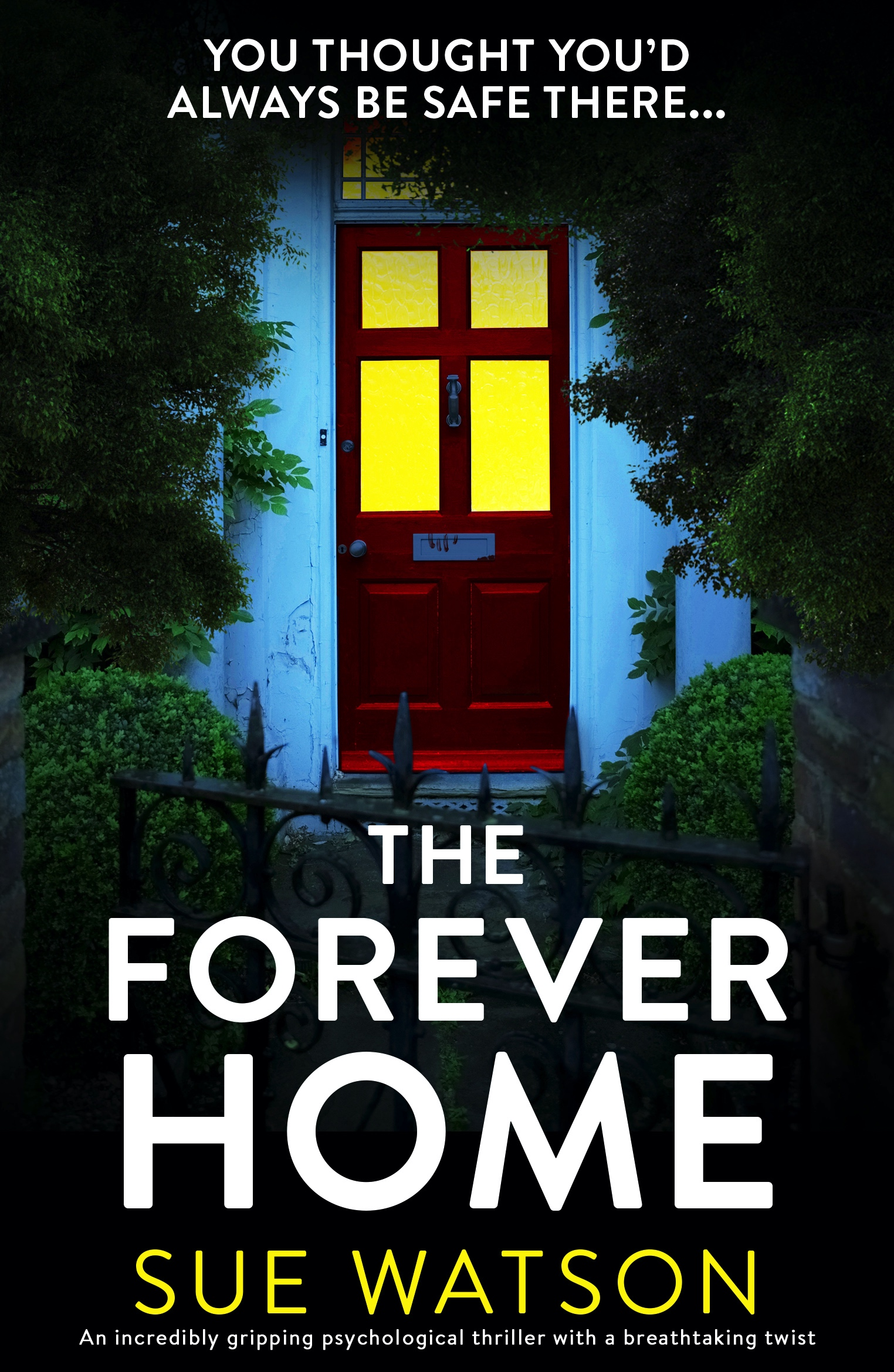 The Forever Home book cover