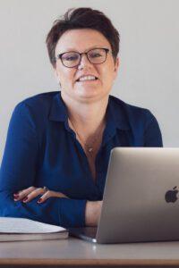author Catherine Yaffe