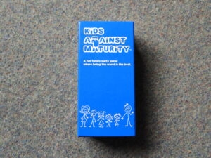 Kids Against Maturity box front