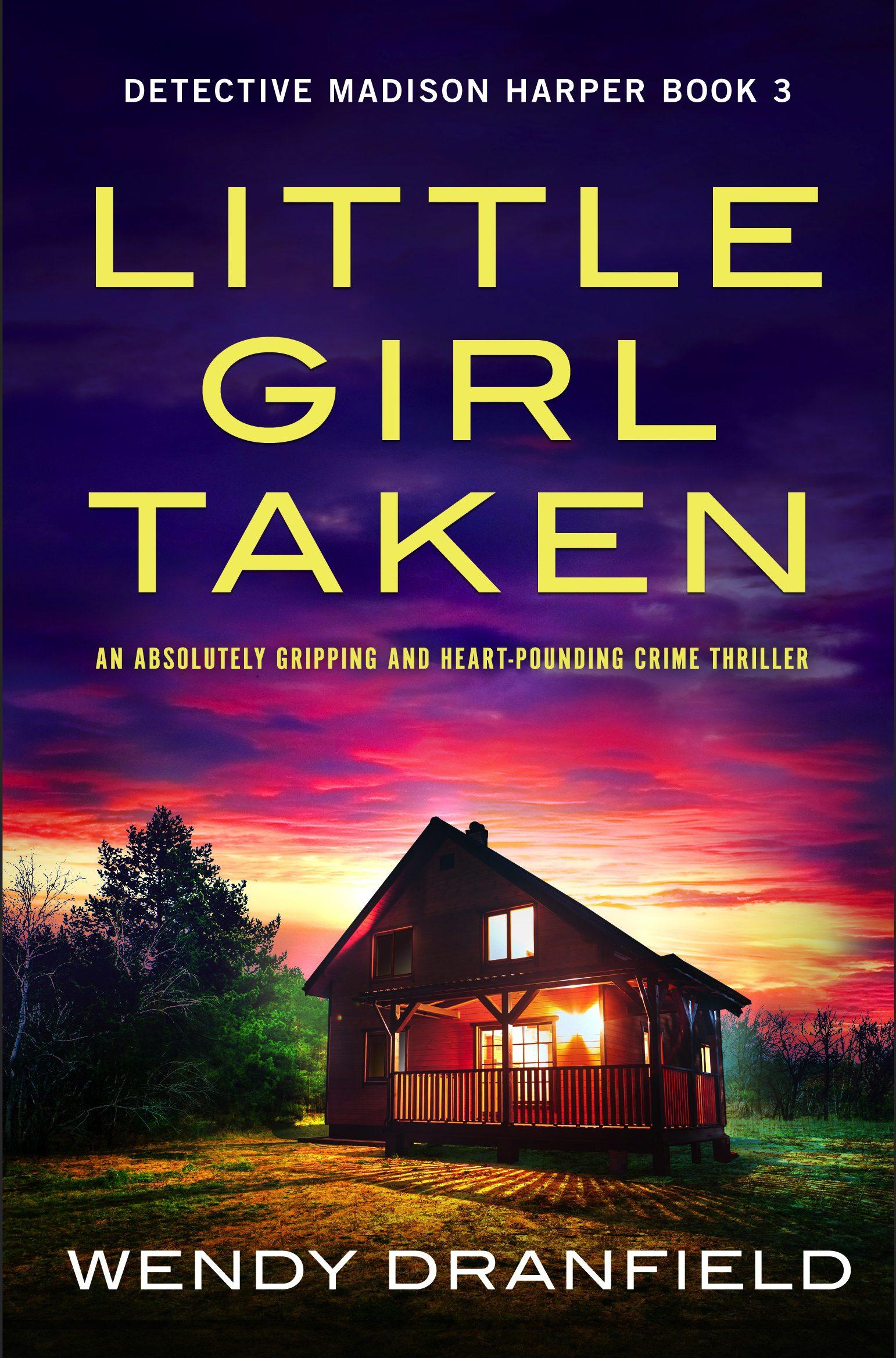 Little Girl Taken book cover