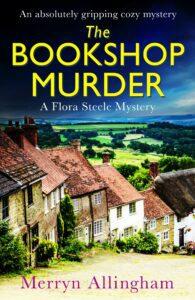 The Bookshop Murder book cover