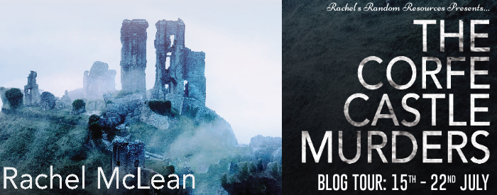 The Corfe Castle Murders banner