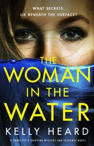 The Woman in the Water book cover