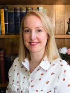 author Wendy Dranfield