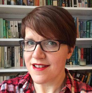 author Rachel McLean