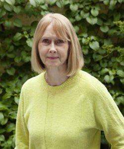 author Anne Penketh