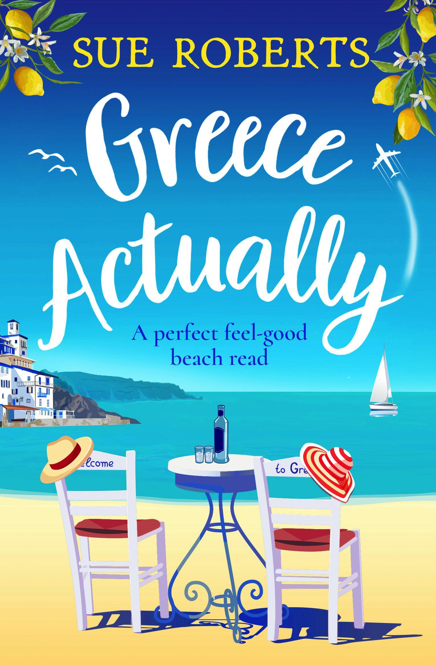 Greece Actually book cover