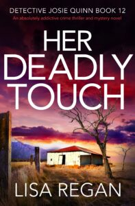 Her Deadly Touch book cover