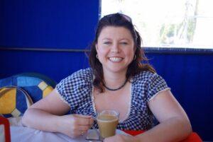 author Lisa Cutts