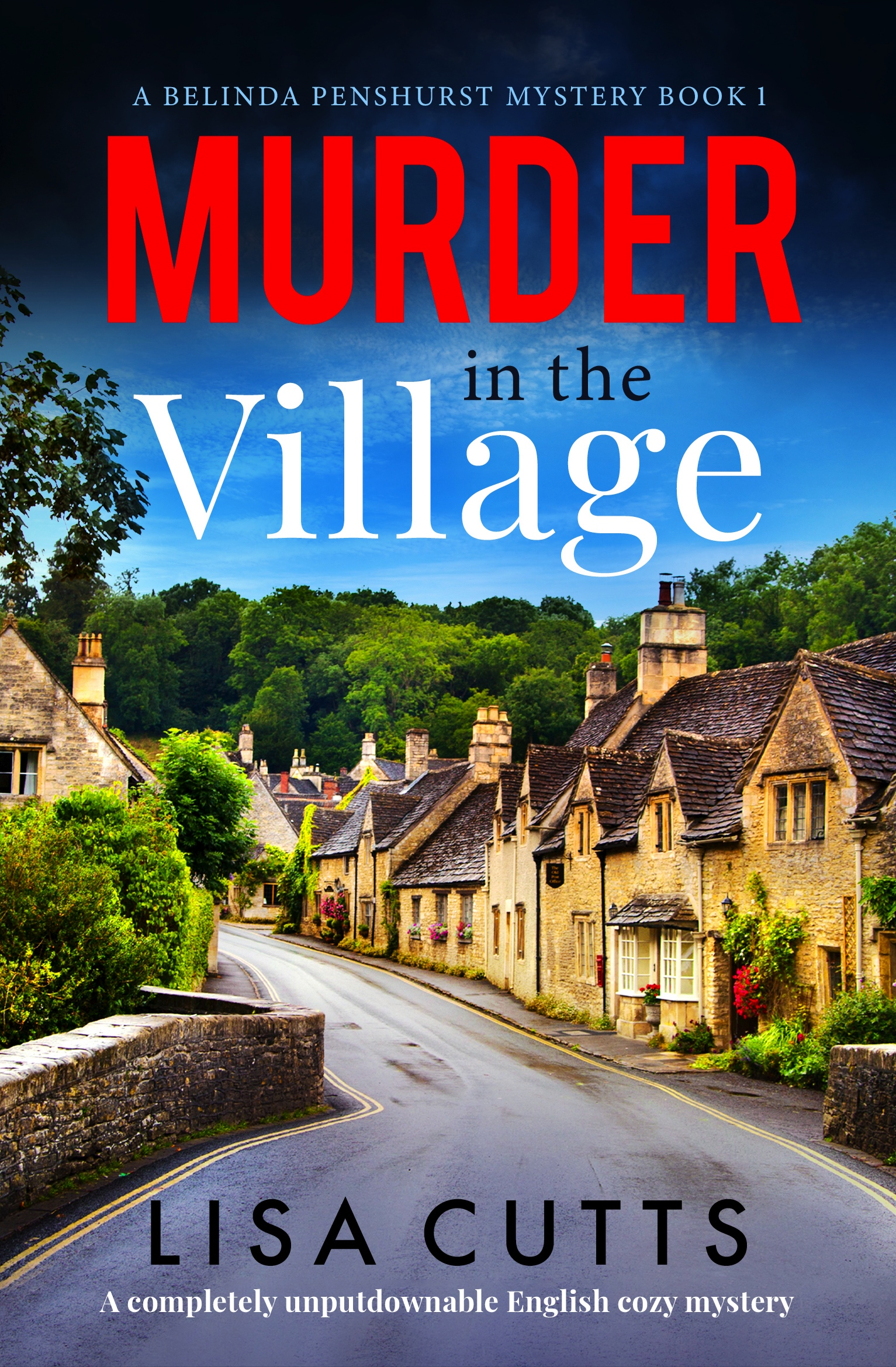 Murder in the Village book cover