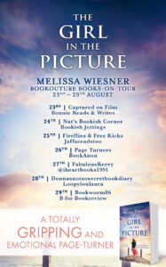 The Girl in the Picture blog tour banner